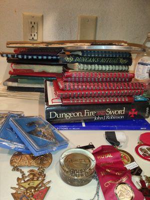 Masonic books for Sale in Haysville, KS