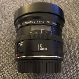 Canon 15mm EF F/2.8 Fisheye Lens for Sale in Miami, FL