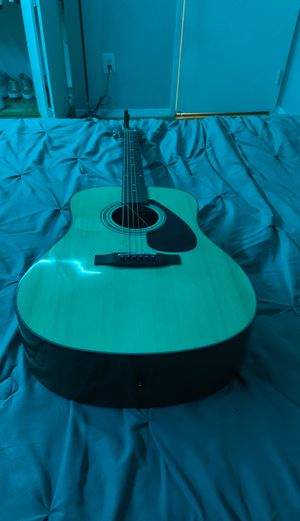 YAMAHA acoustic gutair F325D for Sale in Franklin Township, NJ
