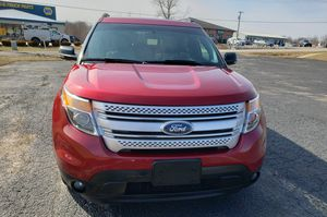 2013 FORD EXPLORER XLT LEATHER LOADED 3RD ROW DUAL ROOF for Sale in Foristell, MO