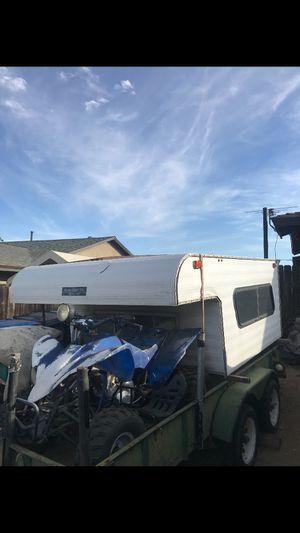 F250 shortbed Callen camper for Sale in Santee, CA