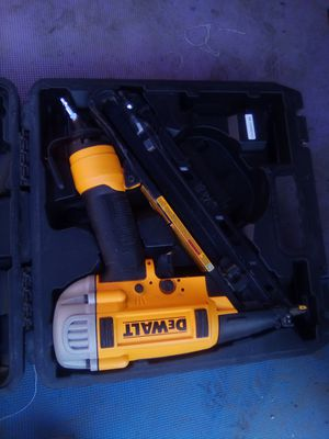 Finishing nail gun for Sale in Los Angeles, CA