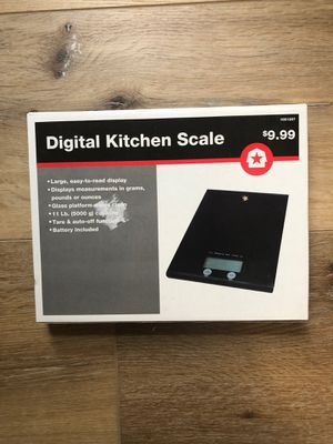 Digital Kitchen Food Scale for Sale in Virginia Beach, VA