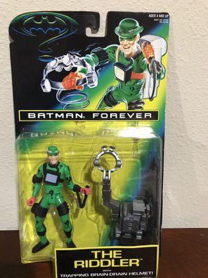 Mr. Riddler Batman cartoon series action figure for Sale in Thonotosassa, FL