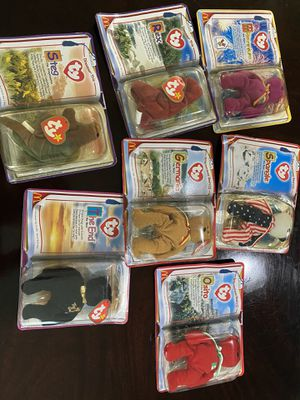 McDonalds Beanie Baby Collectables for Sale in Port Orchard, WA