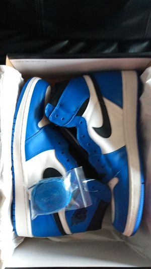 Jordan 1 Game Royal for Sale in Desert Hot Springs, CA