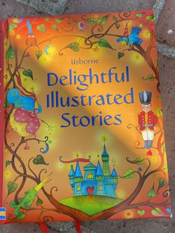 Usborne Delightful illustrated Stories Book for Sale in Santa Clarita,  CA