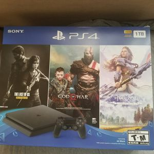 ps4 playstation4 slim 1tb Brand NEW Never Opened for Sale in Phoenix, AZ
