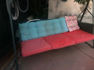 Summer porch swing for Sale in San Jose, CA