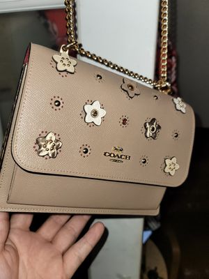 Coach Pebbled Leather Bag for Sale in Fort Lauderdale, FL