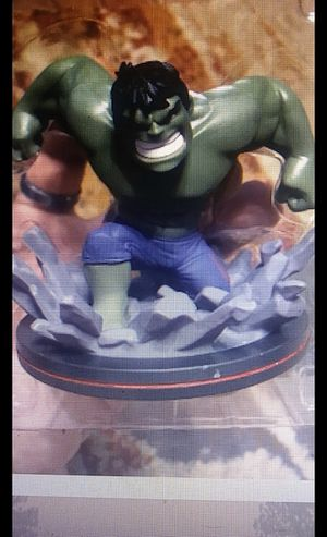 New Q Fig Avengers The Hulk New for Sale in Union Park, FL