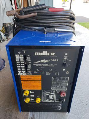 Miller AC-DC stick welder for Sale in Ewa Beach, HI