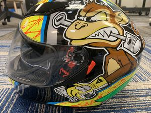 AGV K-3 SV multi eve dot - Bulega Size ML (58) Motorcycle Helmet for Sale in Stow, OH