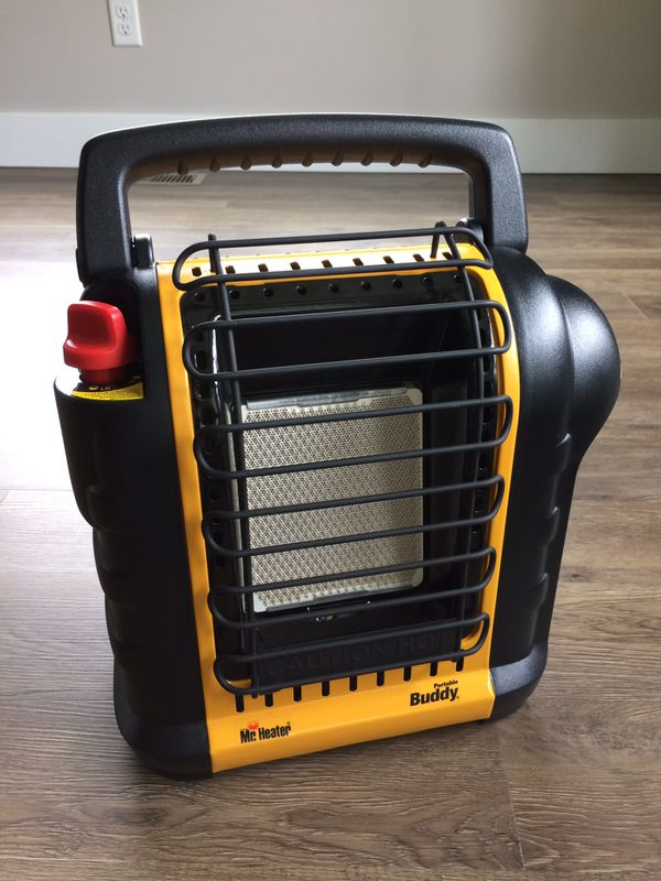 Mr Heater Portable Heater
