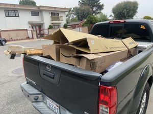 free cardboard for Sale in Los Angeles, CA
