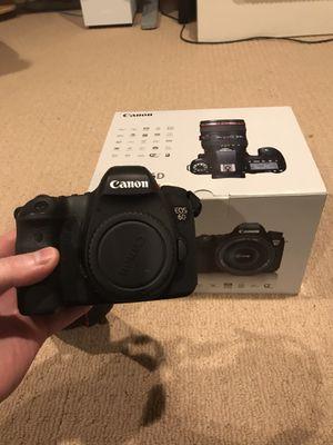Canon 6D + accessories for Sale in Vashon, WA