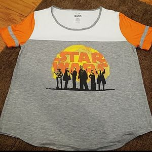 Starwars top for Sale in Ontario, CA