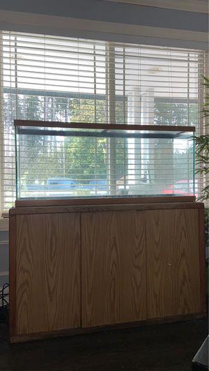 Fish tank & amenities for Sale in Auburn, WA