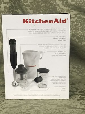 Kitchen Aid. Hand blender KHB23510B for Sale in Covina, CA