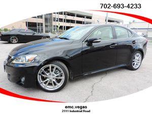2011 Lexus IS for Sale in Las Vegas, NV