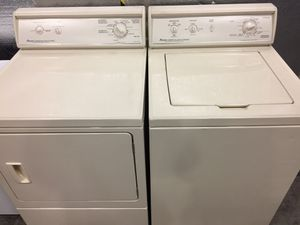 Amana Washer Dryer Electric Set for Sale in Vancouver, WA