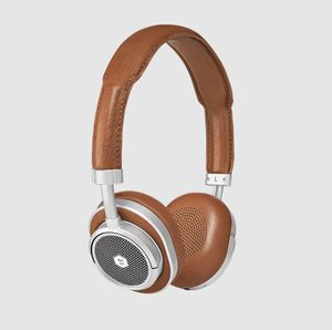 Master & Dynamic Wireless/Bluetooth Leather On-Ear Headphones (Model MW50) for Sale in Los Angeles, CA