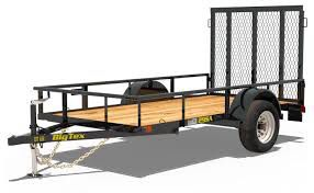 Utility Trailer 5x 8 for Sale in Doral, FL