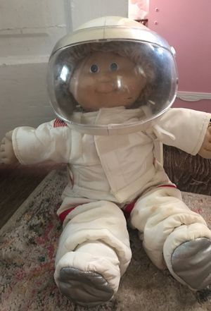 Vintage astronaut cabbage patch doll for Sale for sale  San Diego, CA