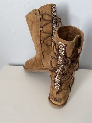 Ugg boots women's size 6. for Sale in Germantown, MD