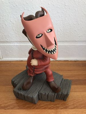 """Nightmare Before Christmas - Lock """"Big Fig"""" Statue! Huge! Disneyland Resort Exclusive! for Sale in San Diego, CA"""