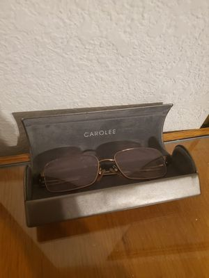 New Designer Carolee Reading Glasses strength is 1.25 comes with Original Case for Sale in Las Vegas, NV