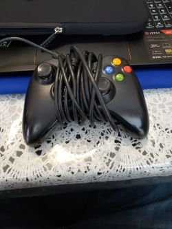 Xbox Wired Controller  for Sale in Houston, TX