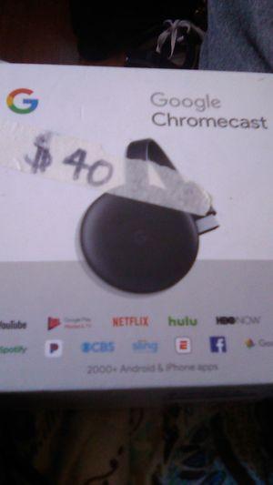 Chromecast for Sale in Redlands, CA