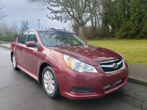 2011 Subaru legacy 4wd AUTOMATIC 4CYL very clean LOW MILES sport LOW MILES sport for Sale in Portland, OR