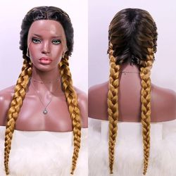 Hey I'm selling this braided wig for $170. DM me serious inquiries only for Sale in Marietta,  GA