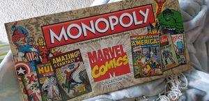 Monopoly marvel comics for Sale in Denver, CO
