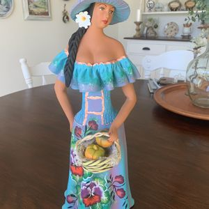 """Doll, 16"""" high . Perfect Condition for Sale in Port St. Lucie, FL"""