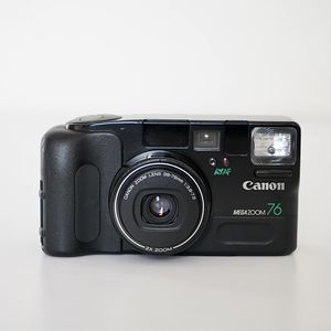 Canon Sure Shot MegaZoom 76 35mm Point & Camera for Sale in Fremont, CA