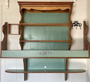 Farmhouse Kitchen Shelves, Set of 2 for Sale in Wake Forest, NC