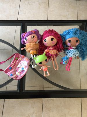 Lalaloopsy dolls for Sale in Kissimmee, FL
