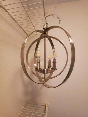 4 light chandelier for Sale in Fairfax, VA