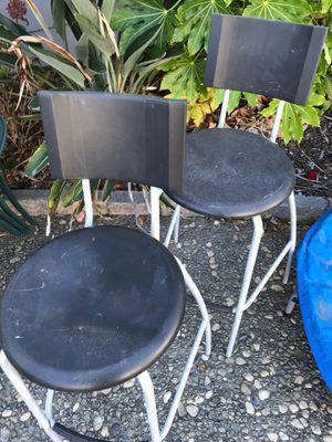 Bar stools x2 for Sale in El Cerrito, CA