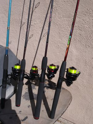 Fishing Rod and Reel Combo for Sale in San Jose, CA