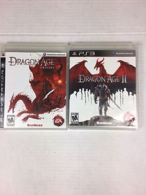 PS3 videogame dragon age for Sale in La Habra, CA