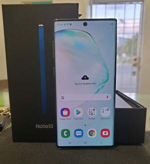 Galaxy note 10 t-mobile (unlock) for Sale in Stockton, CA