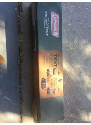 Coleman Evanston 8- person Tent for Sale in Oviedo, FL