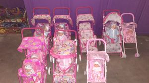 5031 cantlewood Dr Palmdale California double doll strollers for dolls single doll strollers and small doll strollers for Sale in Palmdale, CA