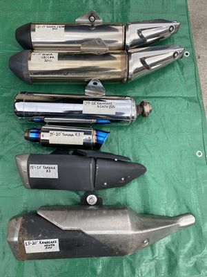 Motorcycle exhaust systems for Sale in Hawaiian Gardens, CA