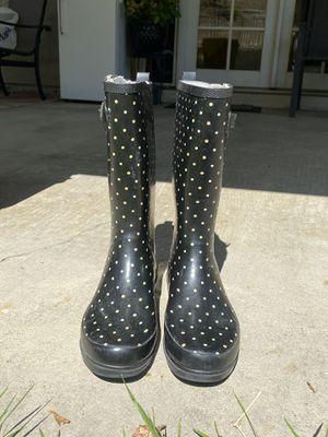 Women's rain boots for Sale in Pomona, CA