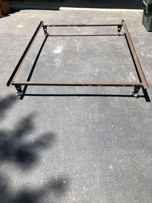 Metal Adjustable Bed Rails Twin, Full, Queen for Sale in Manassas, VA